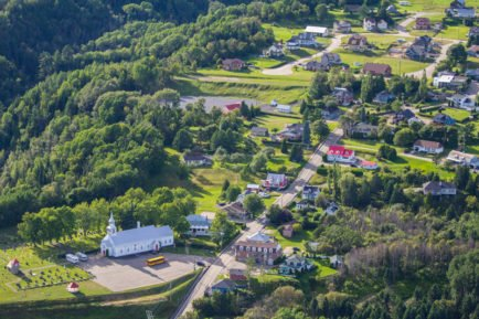 Village de St-Irénée