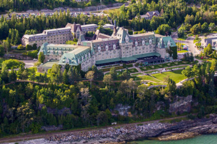 Le Fairmont Manoir Richelieu