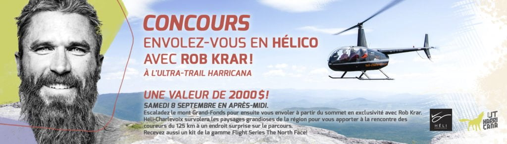 Concours Ultra-Trail Harricana